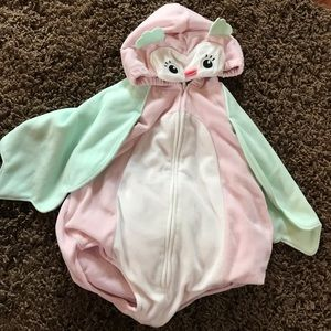 Owl costume 24 months